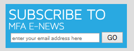 nonprofit newsletter opt-in form not consistent with others on the site